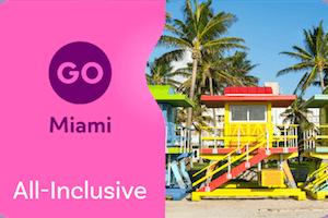 Go Miami 3 Day All-Inclusive Pass