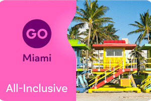 Miami Go Card - 5 Day
