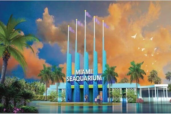Miami Seaquarium w/Transportation