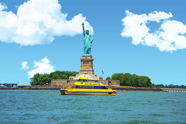 Circle Line Sightseeing: Statue of Liberty Express Cruise