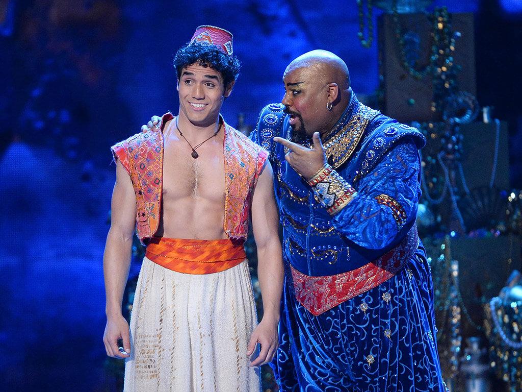Aladdin Broadway Musical