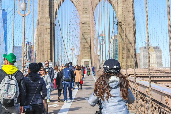 Unlimited Biking: Brooklyn Bridge Bike Rentals