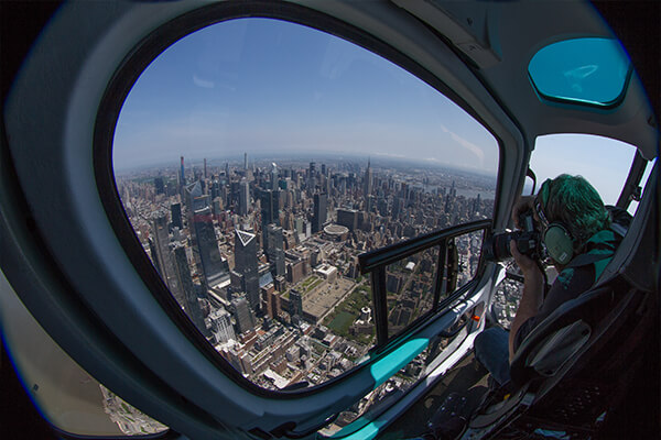 Liberty Helicopters: New York, New York Tour