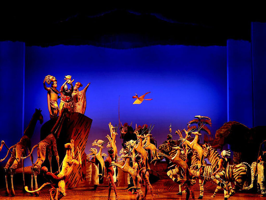 Lion King Broadway Musical