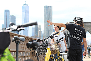 Unlimited Biking: New York Highlights Bike Tour