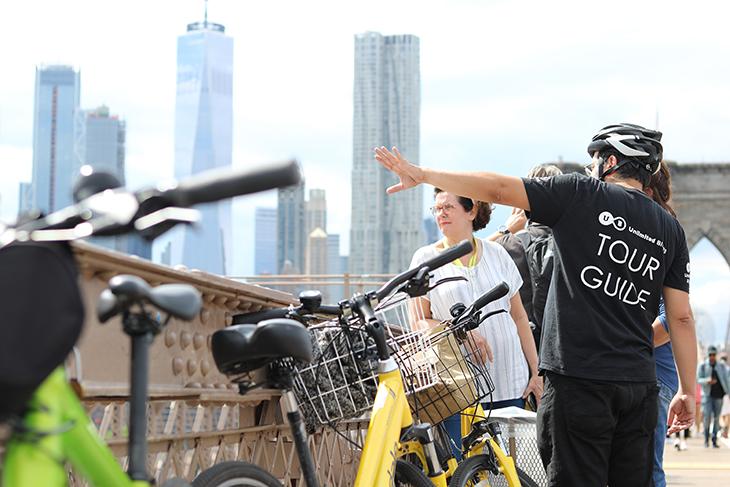 Unlimited Biking: New York Highlights Bike Tour