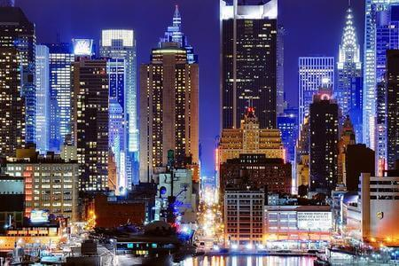 NYC Double-Decker Night Tour