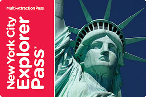 New York City Explorer Pass - 6 Attractions Combo