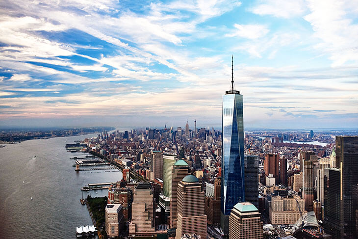 One World Observatory: Combination Experience
