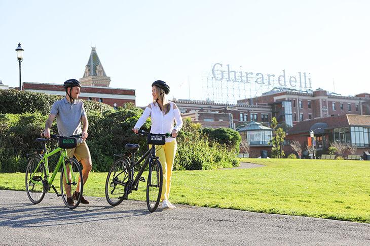 Unlimited Biking: San Francisco Bike Rentals