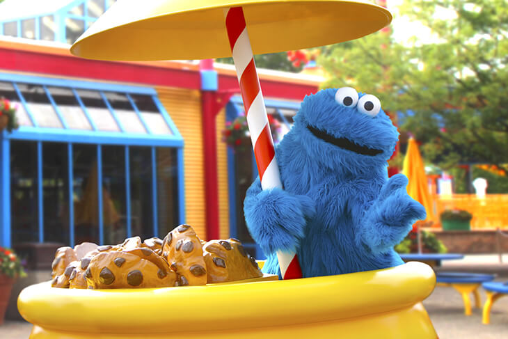 Sesame Place Any Day Ticket with Free 2nd Visit + 1 Meal
