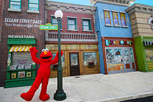 Sesame Place Single Day Ticket (FALL PROMO)