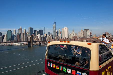 Special Discount Offer: Big Bus New York Hop-on Hop-off