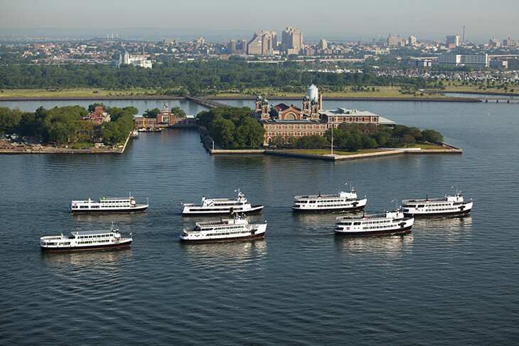 New York City - Statue Cruises: Reserve Ticket