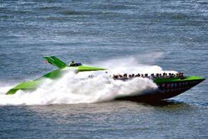 The Beast Speedboat