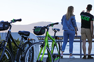 Unlimited Biking: Golden Gate Bridge Bike Tour