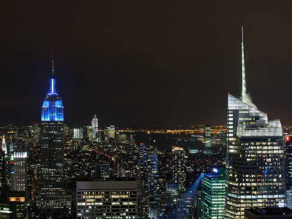 Top of the Rock Admission