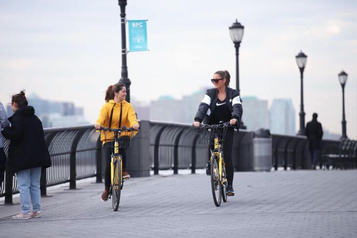 Unlimited Biking: Hudson River Bike Rentals
