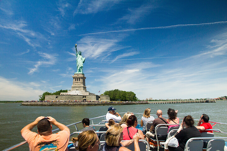 USA Guided Tours: Discover New York Bus Tour