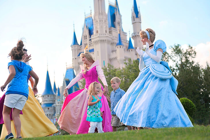 1-Day Disney Flexible Date Base Ticket with Water Park and Sports Option