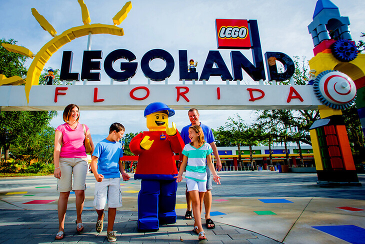 2-Day LEGOLAND Florida + Water Park Ticket