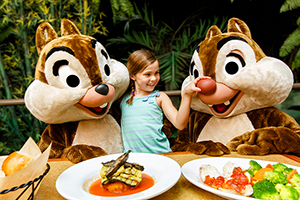 3-Day Disney Theme Park Base Ticket with Water Park and Sports Option