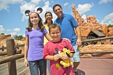 3-Day FL Resident Disney Discover Park Hopper® Ticket