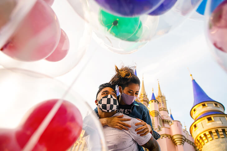3-Day FL Resident Disney Discover Park Hopper® Ticket (E-Ticket)
