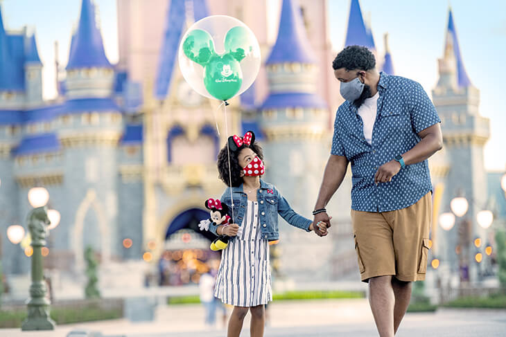 4-Day FL Resident Disney Discover Ticket (E-Ticket)