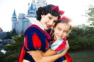 4-Day FL Resident Disney Theme Park Base Ticket with Water Park and Sports Option