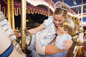 4-Day Disney Theme Park Ticket with Park Hopper® Option