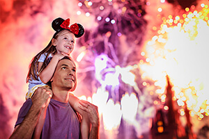 4-Day Disney Theme Park Ticket with Park Hopper® Option - with Extra Day