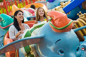 6-Day Disney Theme Park Ticket with Park Hopper® Option