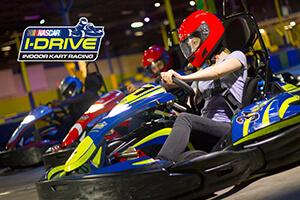 I-Drive NASCAR: Single Race