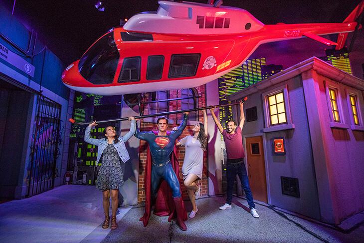 ICON Park: The Wheel + SEA LIFE + Madame Tussauds Orlando