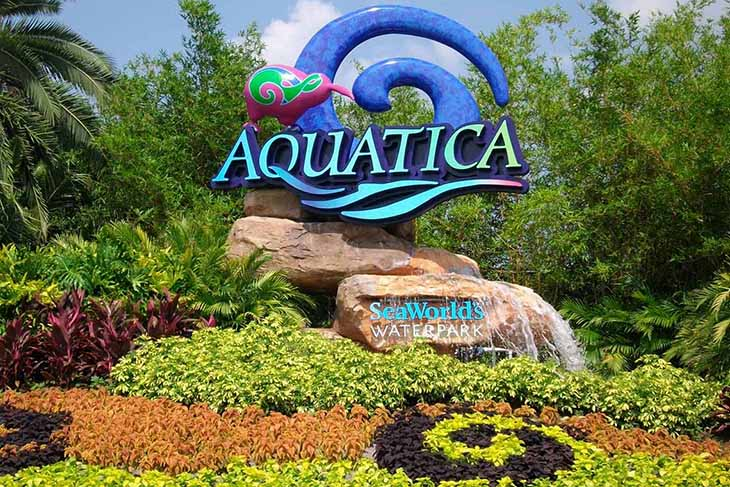 Aquatica Orlando 2020 Fun Card