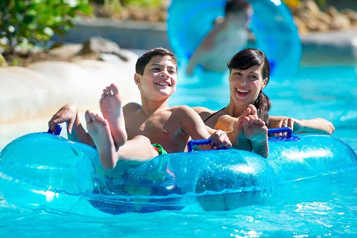 Aquatica Orlando 2021 Fun Card
