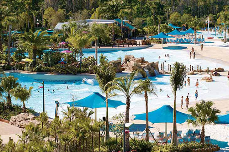 Aquatica Orlando Water Park Single Day Ticket