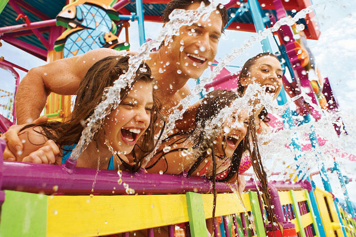 Aquatica Orlando Water Park - Single Day with All Day Dine (Valentine's Offer)