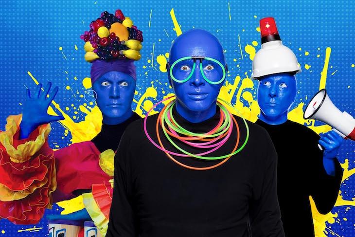 Blue Man Group Orlando - Tier 1 Seating