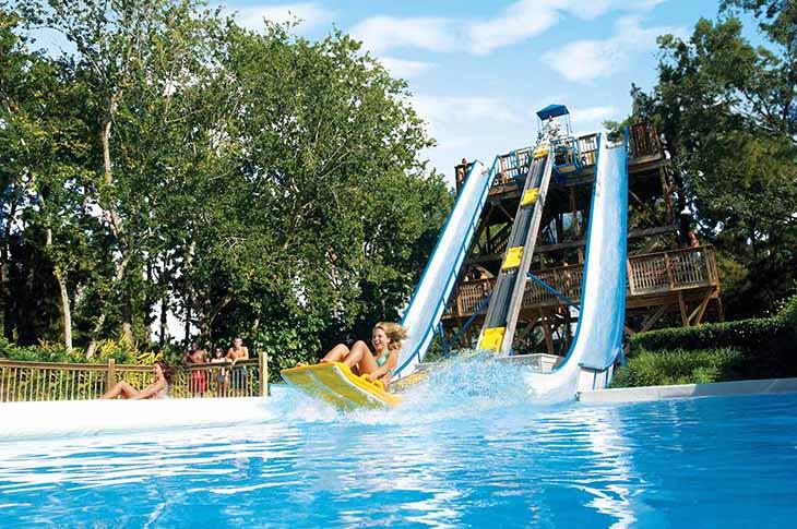 Busch Gardens Tampa & Adventure Island 2-Park Silver Annual Pass