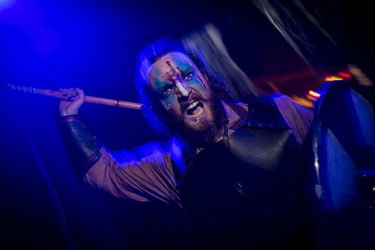 Busch Gardens Tampa: Howl-O-Scream Single Night Ticket