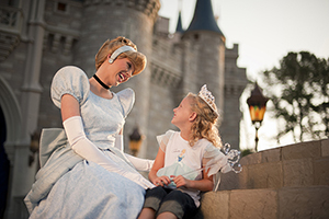 1-Day Disney Flexible Date Ticket with Park Hopper® Plus Option