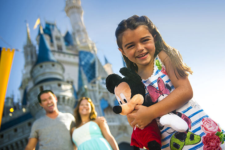 10-Day Disney Flexible Date Ticket with Park Hopper® Option
