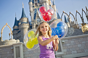 2-Day Disney Flexible Date Base Ticket