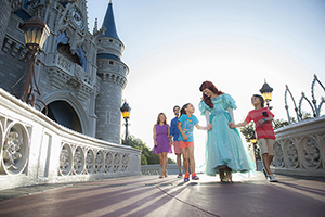 4-Day Disney Flexible Date Ticket with Park Hopper® Plus Option