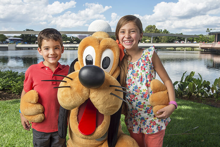 4-Day Disney Flexible Date Ticket with Park Hopper® Option - with Extra Day