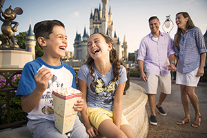 6-Day Disney Flexible Date Base Ticket