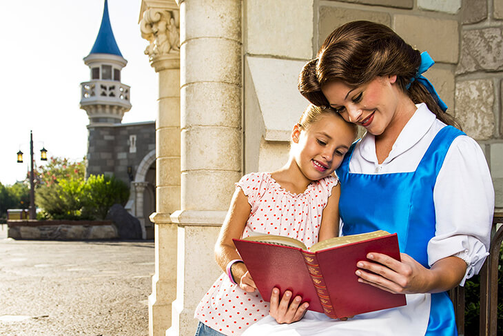 6-Day Disney Flexible Date Ticket with Park Hopper® Option