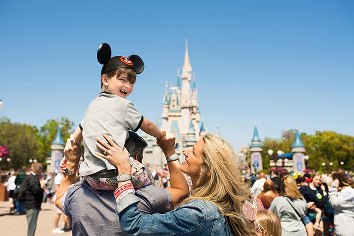 6-Day Disney Flexible Date Ticket with Park Hopper® Plus Option